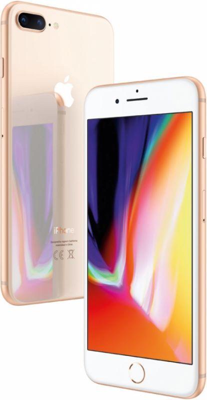Смартфон Apple iPhone 8 Plus 64GB (MQ8N2) Gold фото