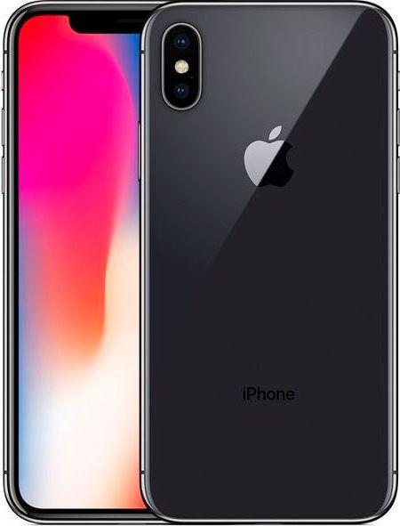 Смартфон Apple iPhone X 256GB (MQAF2) Space Grey купить