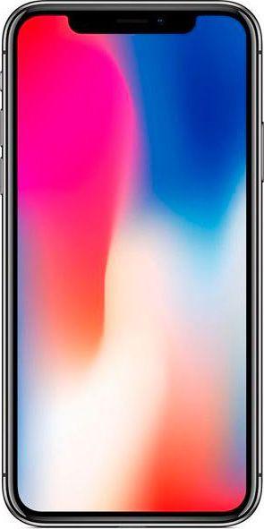 Смартфон Apple iPhone X 256GB (MQAF2) Space Grey недорого