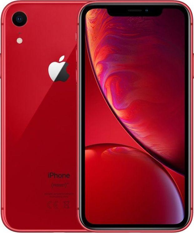 Смартфон Apple iPhone XR 128GB (MRYE2) Product Red