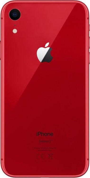 Смартфон Apple iPhone XR 128GB (MRYE2) Product Red недорого
