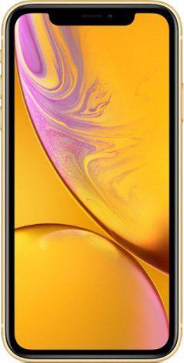 Смартфон Apple iPhone XR 128GB (MRYF2) Yellow купить