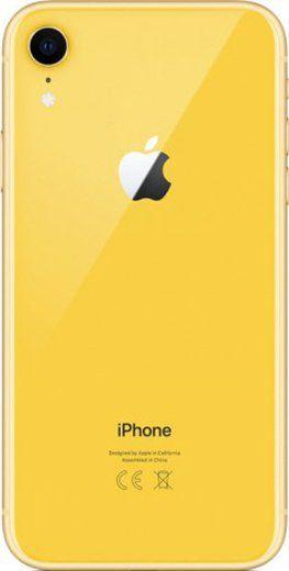 Смартфон Apple iPhone XR 128GB (MRYF2) Yellow недорого