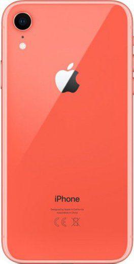 Смартфон Apple iPhone XR 128GB (MRYG2) Coral недорого
