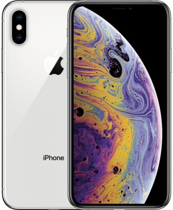 Смартфон Apple iPhone XS 256GB (MT9J2) Silver