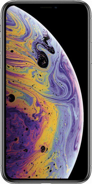 Смартфон Apple iPhone XS Max 64GB (MT512) Silver купить