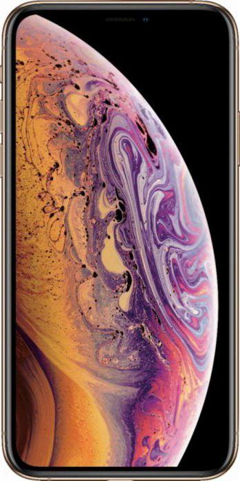Смартфон Apple iPhone XS Max 64GB (MT522) Gold купить