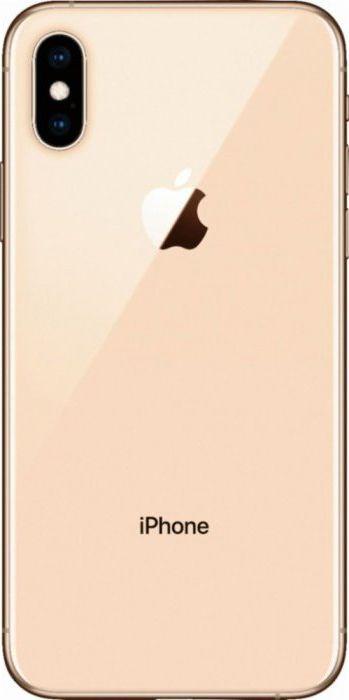 Смартфон Apple iPhone XS Max 512GB (MT582) Gold недорого