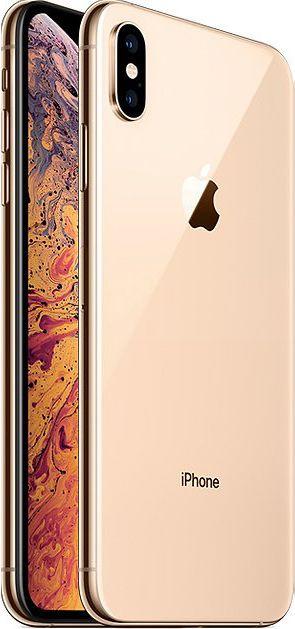 Смартфон Apple iPhone XS Max 64GB (MT522) Gold фото