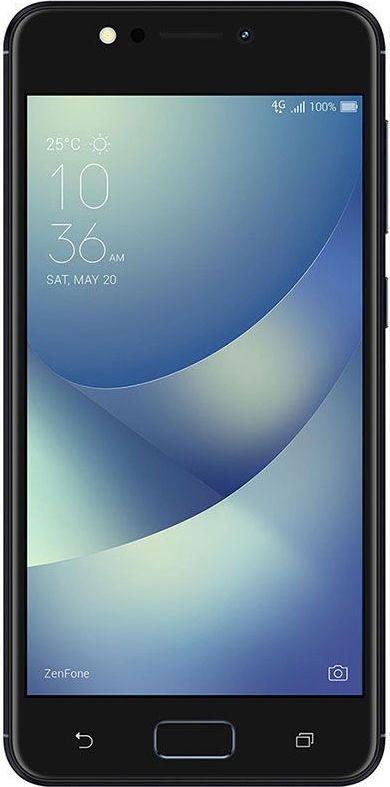 Смартфон Asus ZenFone 4 Max ZC520KL 3/32GB Dual Sim Black купить