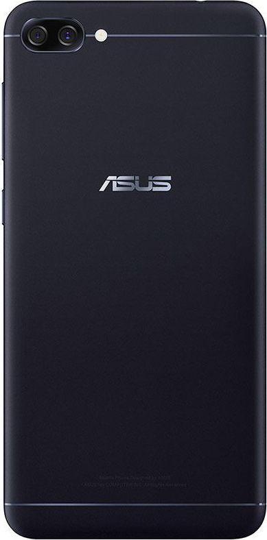 Смартфон Asus ZenFone 4 Max ZC520KL Dual Sim Black недорого