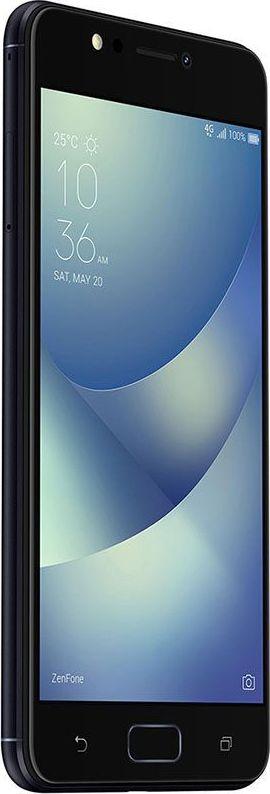 Смартфон Asus ZenFone 4 Max ZC520KL 3/32GB Dual Sim Black фото