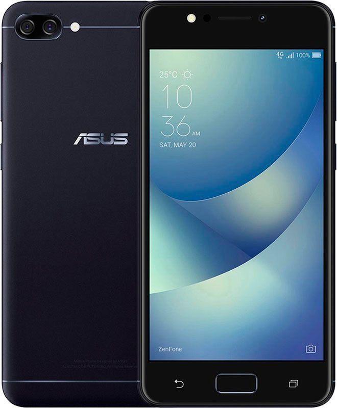 Смартфон Asus ZenFone 4 Max ZC520KL 3/32GB Dual Sim Black