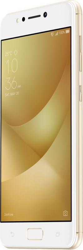 Смартфон Asus ZenFone 4 Max ZC520KL Dual Sim Gold в Украине