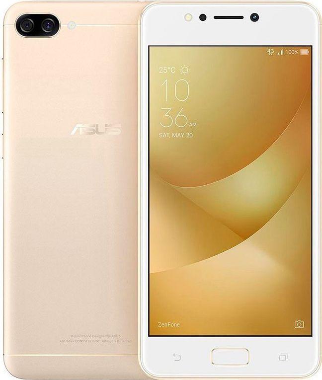 Смартфон Asus ZenFone 4 Max ZC520KL Dual Sim Gold