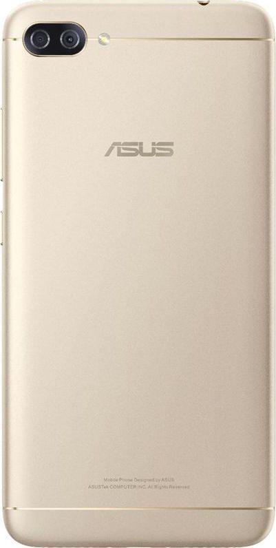 Смартфон Asus ZenFone 4 Max ZC554KL Dual Sim Gold недорого