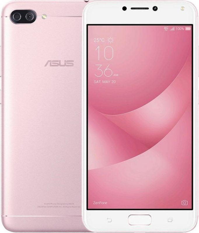Смартфон Asus ZenFone 4 Max ZC554KL Dual Sim Pink