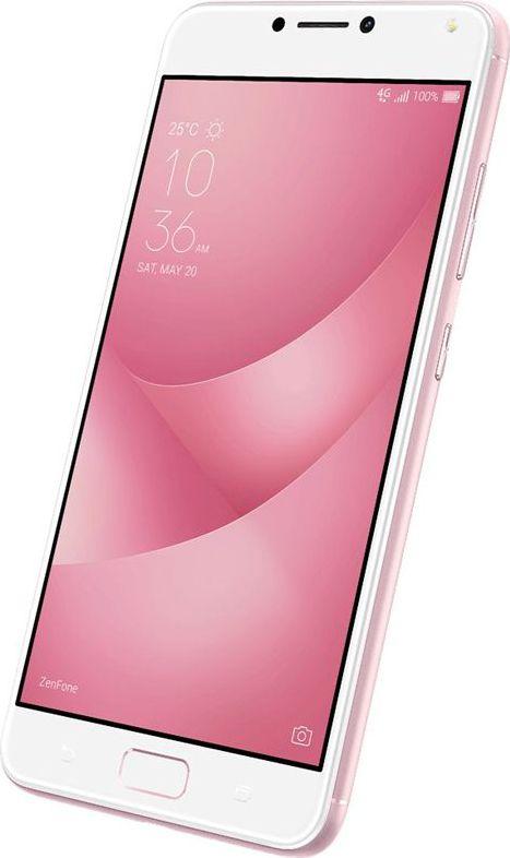 Смартфон Asus ZenFone 4 Max ZC554KL Dual Sim Pink в Украине