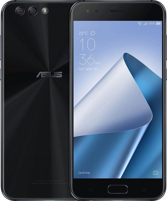 Смартфон Asus ZenFone 4 ZE554KL Dual Sim Black
