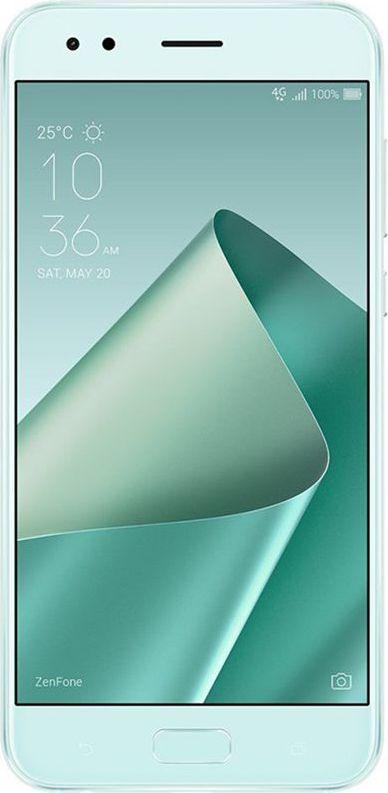 Смартфон Asus ZenFone 4 ZE554KL Dual Sim Green +bumper купить