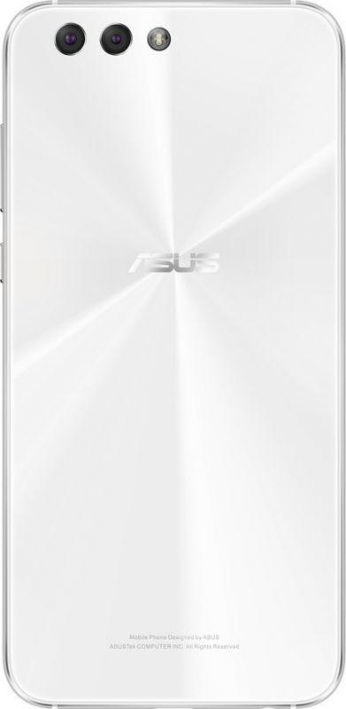Смартфон Asus ZenFone 4 ZE554KL Dual Sim White +bumper недорого