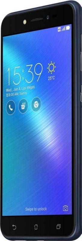 Смартфон Asus ZenFone Live ZB501KL Dual Sim Navy Black в Украине
