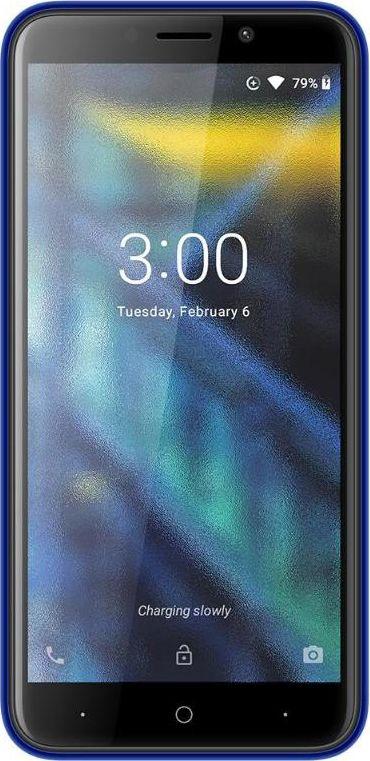 Смартфон Doogee X50 Blue купить