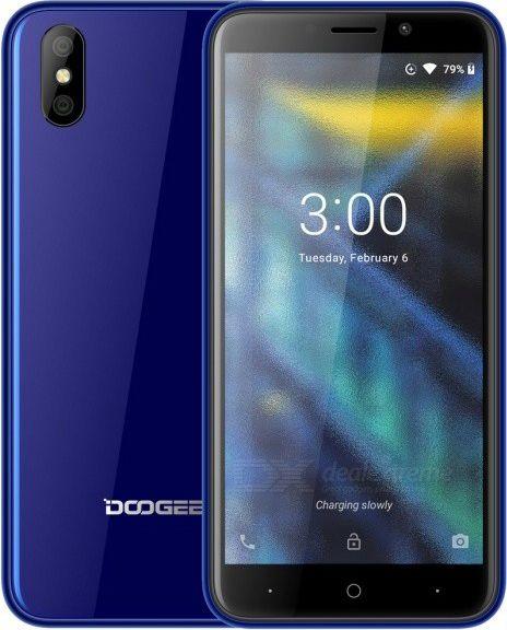 Смартфон Doogee X50 Blue