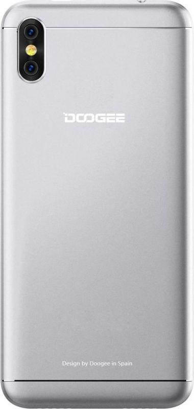 Смартфон Doogee X53 Silver недорого