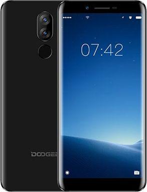 Смартфон Doogee X60L Matte Black