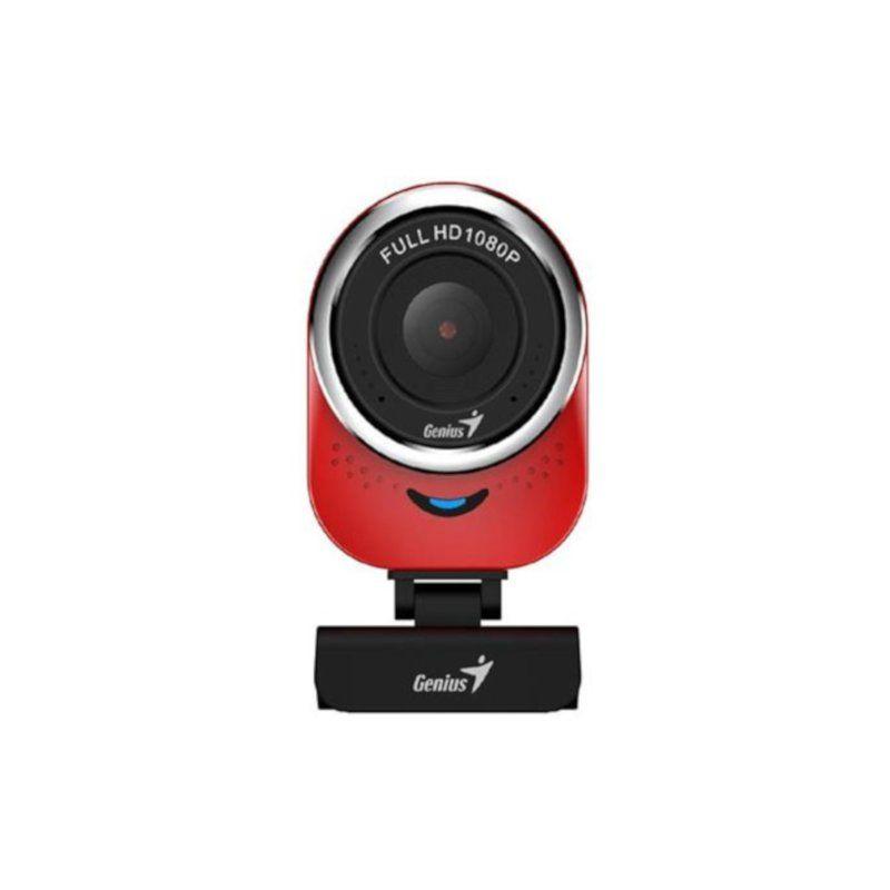 Веб-камера Genius QCam 6000 Full HD (32200002401) Red