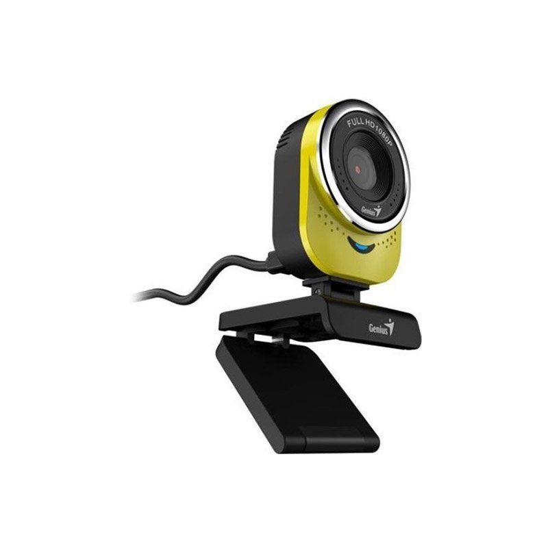 Веб-камера Genius QCam 6000 Full HD (32200002403) Yellow купить