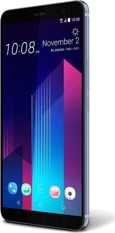 Смартфон HTC U11 Plus 6/128GB Amazing Silver в Украине