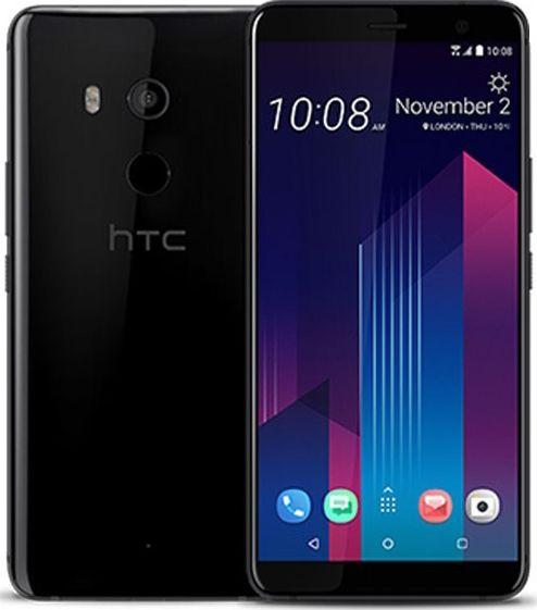 Смартфон HTC U11 Plus 4/64GB Ceramic Black