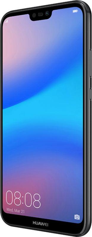 Смартфон Huawei P20 lite 4/64GB Black в Украине
