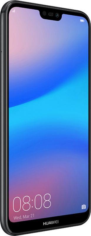 Смартфон Huawei P20 lite 4/64GB Black в интернет-магазине