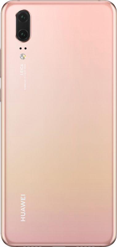 Смартфон Huawei P20 4/128GB (51092FFC) Pink Gold недорого