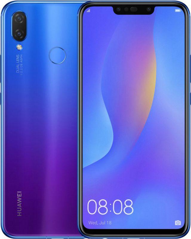 Смартфон Huawei P Smart Plus Iris Purple