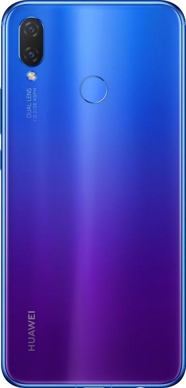 Смартфон Huawei P Smart Plus Iris Purple в интернет-магазине