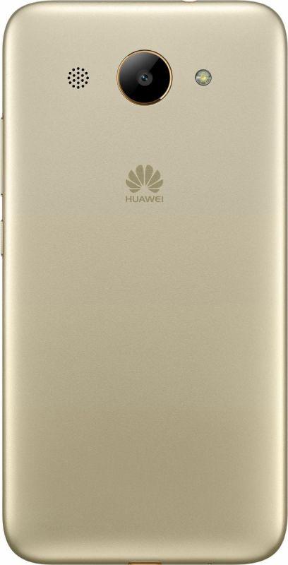 Смартфон Huawei Y3 2017 Gold недорого