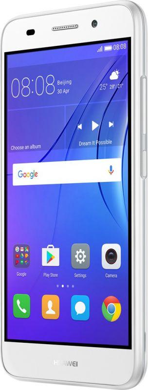 Смартфон Huawei Y3 2017 White в Украине