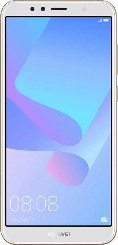 Смартфон Huawei Y6 2018 Gold купить
