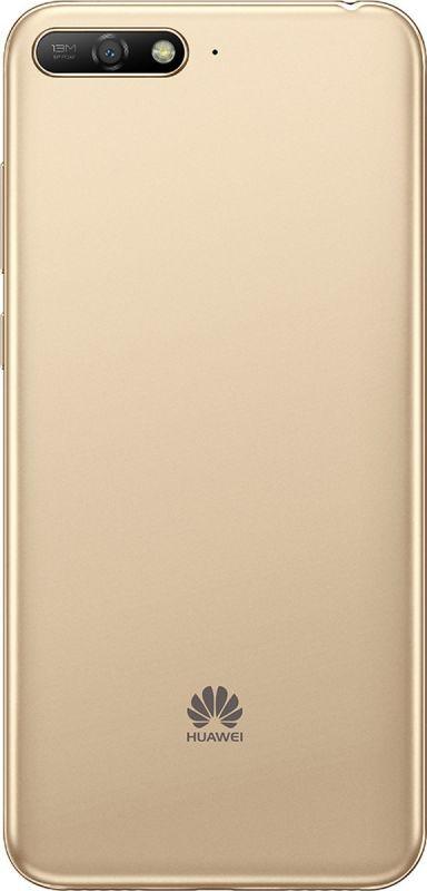 Смартфон Huawei Y6 2018 Gold недорого