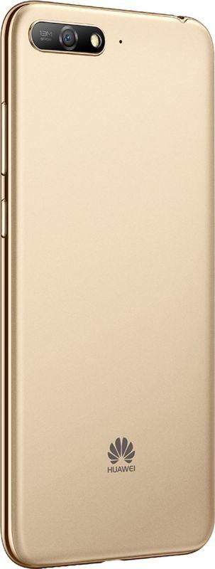 Смартфон Huawei Y6 2018 Gold в интернет-магазине