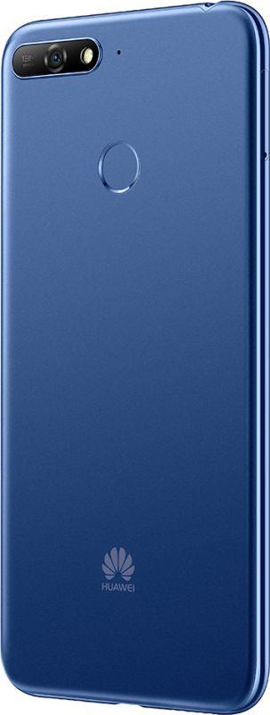 Смартфон Huawei Y6 Prime 2018 Blue в интернет-магазине
