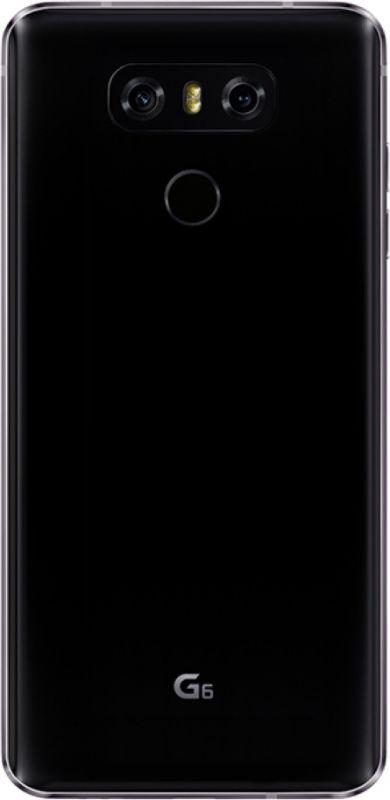 Смартфон LG G6 4/64GB Black недорого