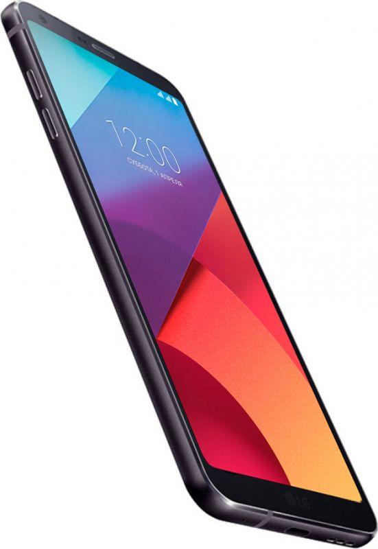 Смартфон LG G6 4/64GB Black цена