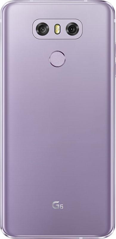 Смартфон LG G6 4/64GB Lavender Violet недорого