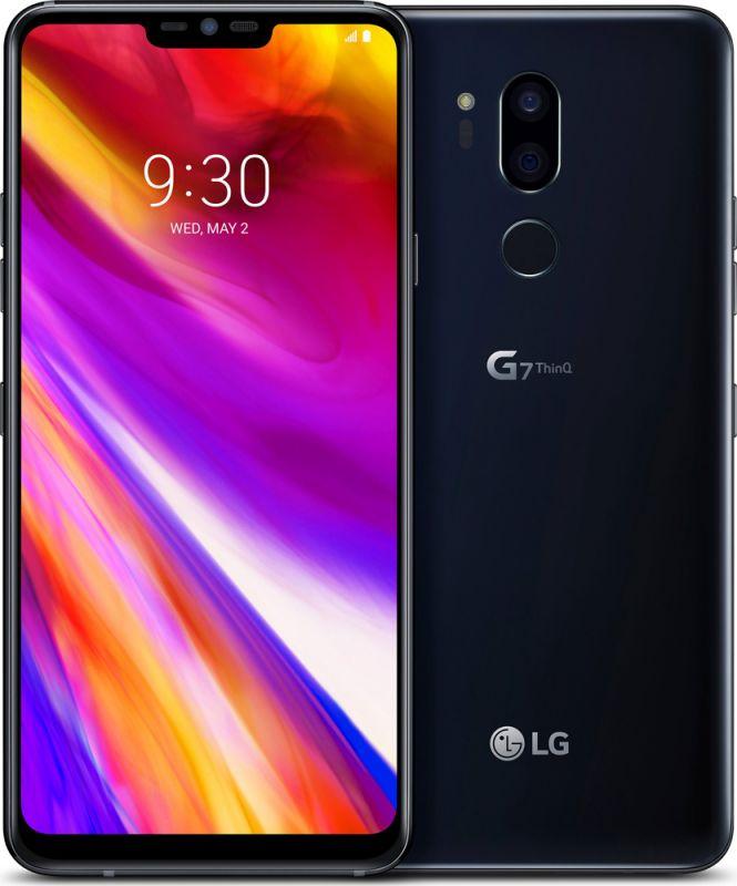 Смартфон LG G7 ThinQ 4/64GB Black