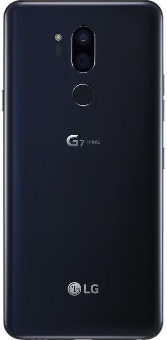 Смартфон LG G7 ThinQ 4/64GB Black недорого
